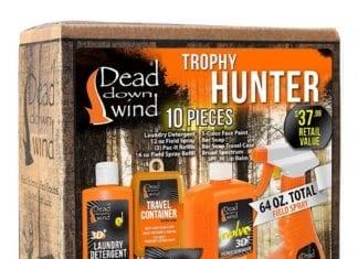 Dead Down Wind Trophy Hunter Kit (10 Piece)