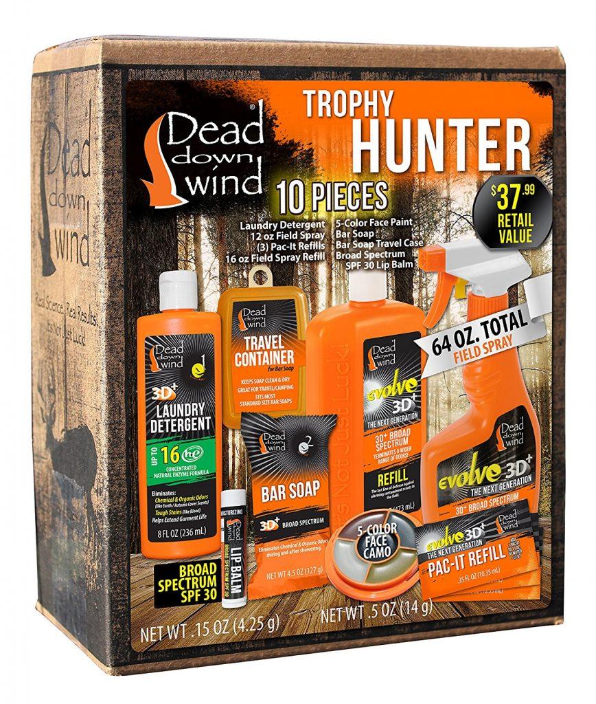 Review Dead Down Wind Trophy Hunter Kit 10 Piece