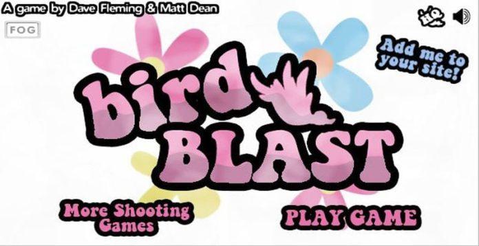 Bird Blast by Silver Games