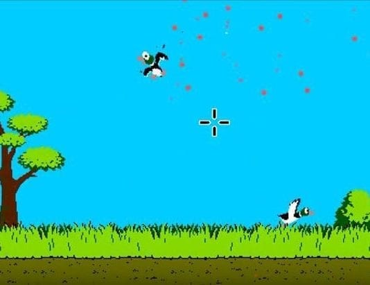 Duck Hunt Reloaded by Silver Games