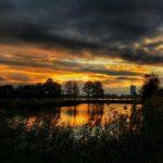 Sunset on Lake | Hunting Magazine