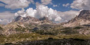 Following the Chamois footsteps