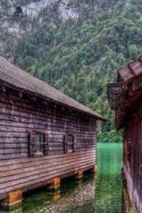 Gollinger waterfall, Nationalpark Berchtesgaden - Königssee