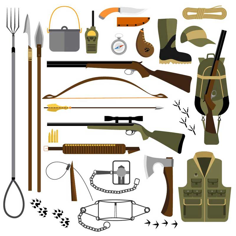 Hunting Gear List