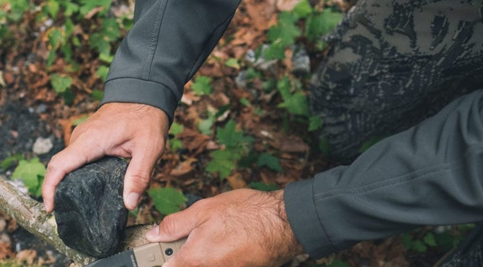 Kotu Tanto Knife by GEAR AID | Hunting Magazine