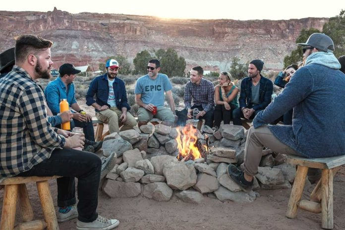 Invite Your Friends Out with You on a Camping Trip | Hunting Magazine