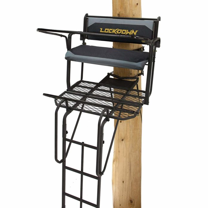 Rivers Edge Two Man Ladder Stand