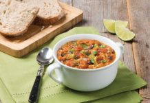 Venison Chipotle Pumpkin Black Bean Chili Recipe |Hunting Magazine