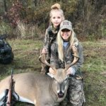 Mother and Daughter with nice buck taken during Youth Weekend Deer Hunt | Hunting Magazine