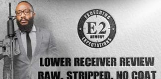 E2 Armory Charging Handle Review