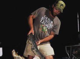 Massive South Carolina Gator Taken by Hunter Neeley