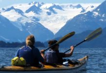 A Paddle a Boat and a Splash: Kayaking in Alaska | Hunting Magazine