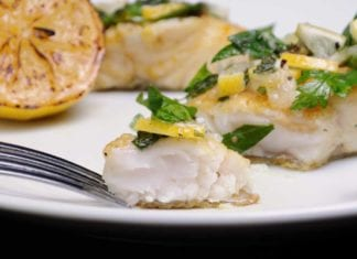 Flaky Baked Perch - Wild Game Recipe - Hunting Magazine