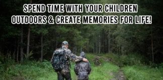 Hunting Meme: Spend Time with Your Children Outdoors & Create Memories for Life! - Hunting Magazine