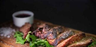 Wild Game Recipe Herb Marinaded Venison Roast Sliced | Hunting Magazine