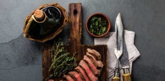 Wild Game Recipe: Venison Claret Marinade | Hunting Magazine