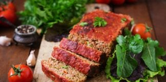 Wild Game Recipe: Venison Meatloaf with Veggies | Hunting Magazine