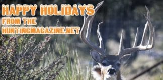 Happy Holidays from Hunting Magazine