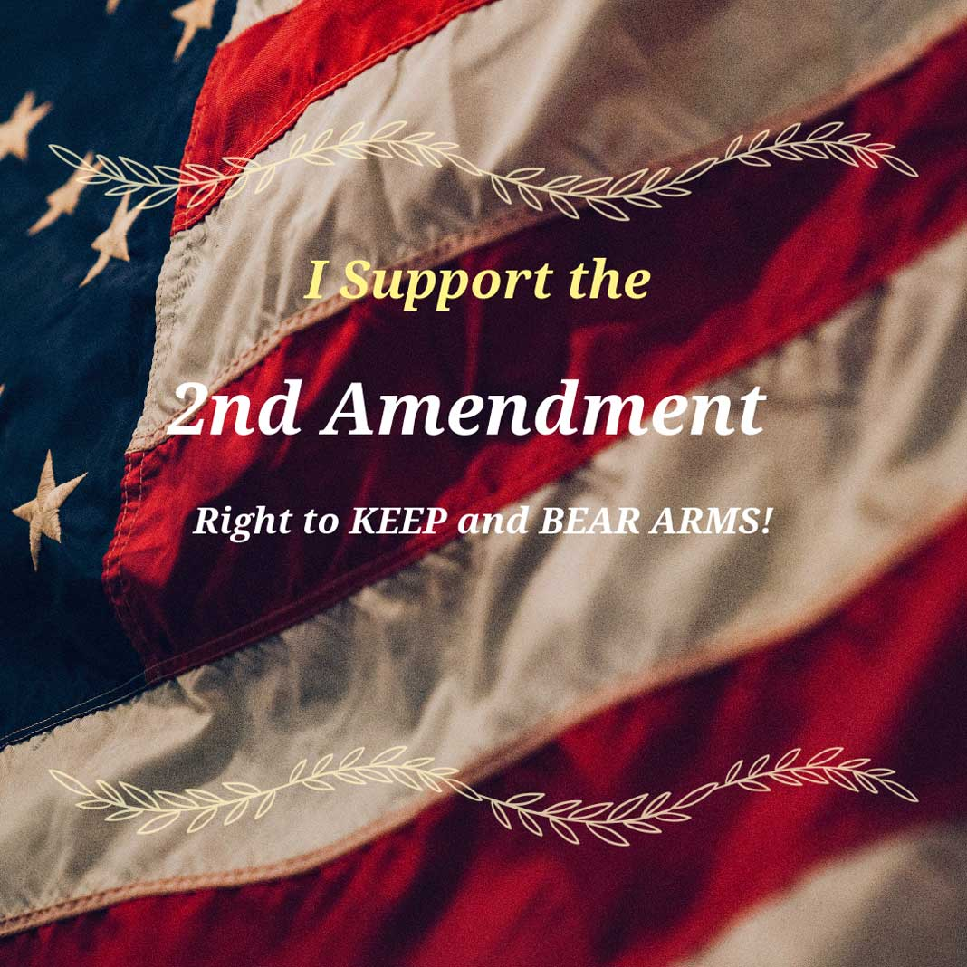 Hunting Meme: 2nd Amendment Right to Keep and Bear Arms   Hunting Magazine