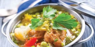 Wild Game Recipe Rabbit Soup | Hunting Magazine