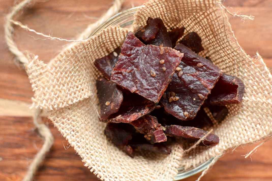 Oven-Cured Venison Jerky Recipe | Hunting Magazine