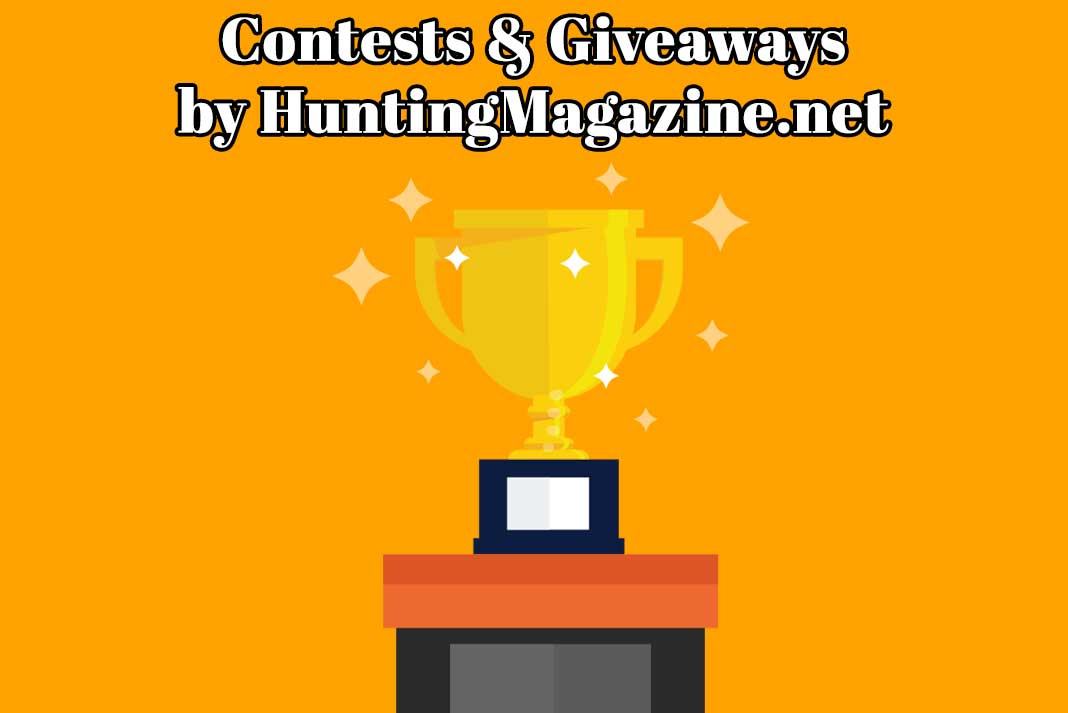 Win Free Hunting Gear with Contests and Giveaways by Hunting Magazine