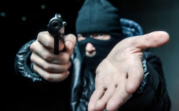 Robber Aiming Gun - Situation Awareness - Inherent Ability vs. Motivation